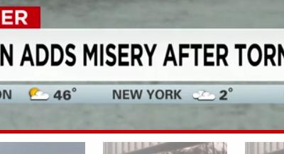 Typos on CNN