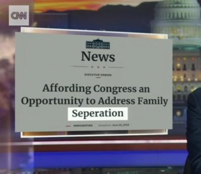 white house, typos, immigraion executive order